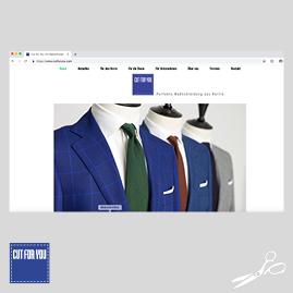 Website neu - www.cutforyou.com